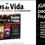 Concurso Pack Frutos de Vida