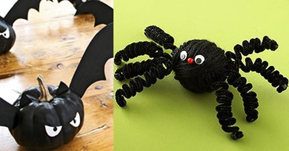 Ideas de decoración de halloween para niños