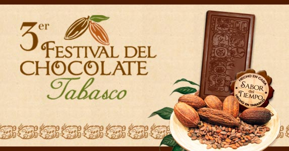 Festival del Chocolate en Tabasco
