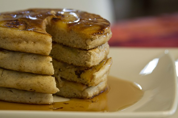 Video de Hotcakes de Durazno