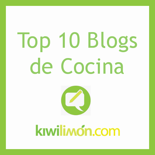 Los top 10 blogs de cocina en espa ol for Blog cocina wordpress