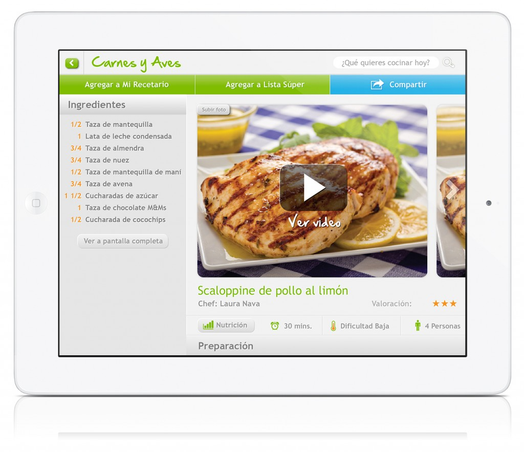 Videos blog de cocina ideas para cocinar de kiwilimon for Comidas para cocinar