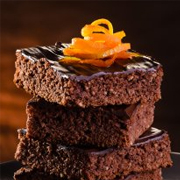 receta facil de brownie