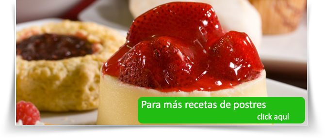 recetas de postres kiwilimon