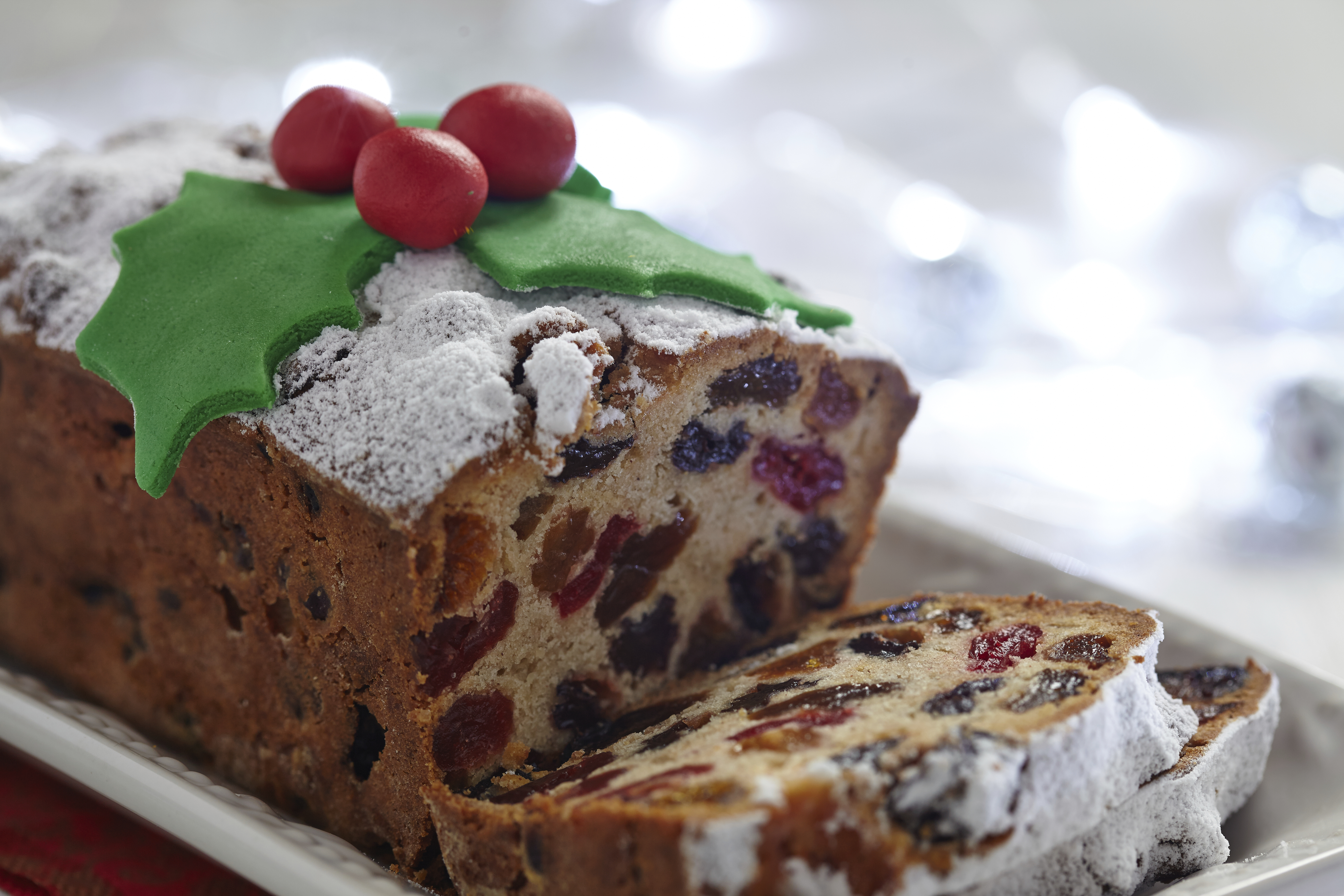 Christian Christmas Cakes Images