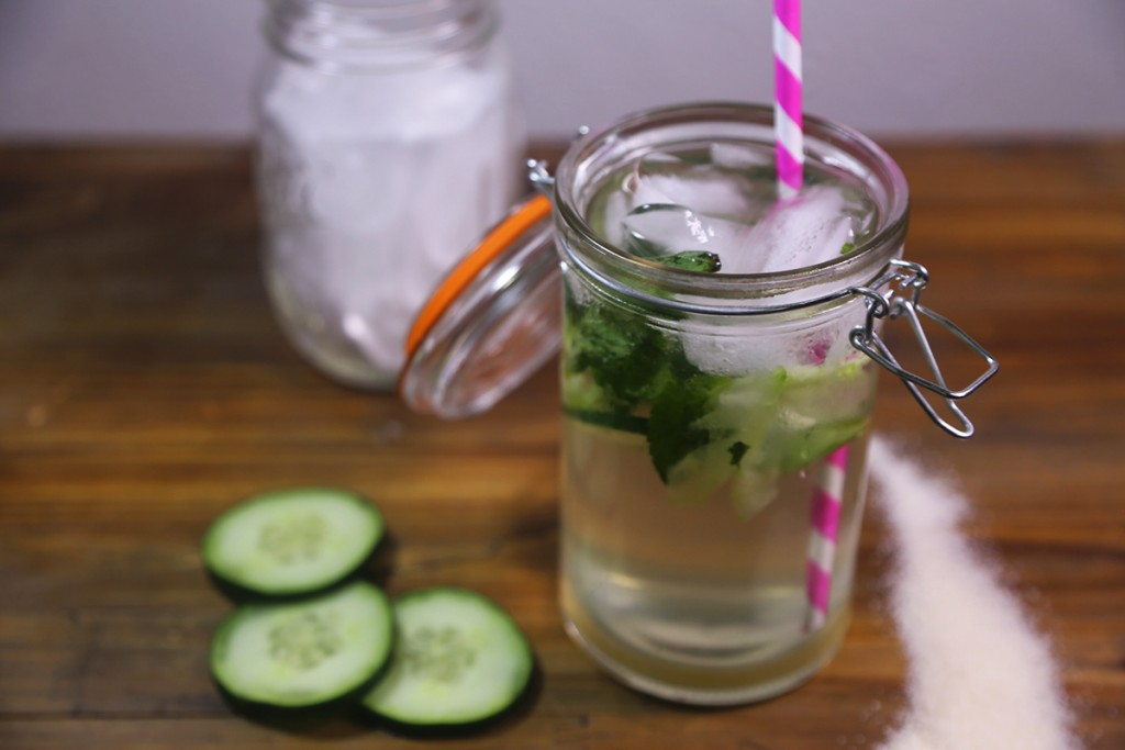 refresco de pepino